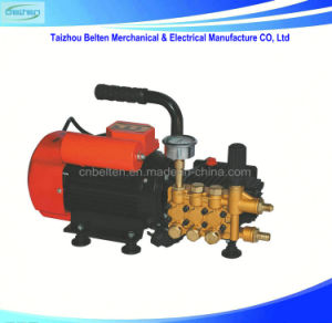 Multifunction 1.6kw 1-9MPa Electric High Pressure Cleaner pictures & photos