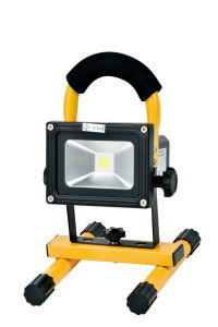 10W LED Rechargeable Flood Light LED Lighting pictures & photos