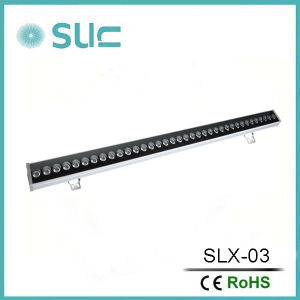 70W High Power LED Project Outdoor Wall Washer Light Bar From China pictures & photos