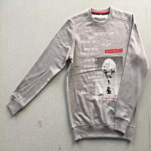 Men′s Sweatshirt with Print pictures & photos