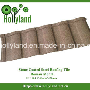 Stone Coated Metal Roofing Tile (Roman Tile) pictures & photos