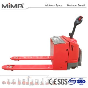 Electric Pallet Truck with Pedal Optional pictures & photos