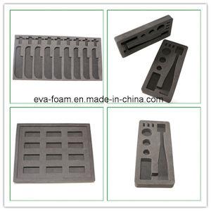 Closed Cell EVA Molded Foam, Die Cut EVA Molding Packaging Foam, Soft EVA Foam Molded Tray