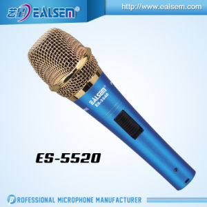 Fashion Professional Wire Metal Condenser Microphone