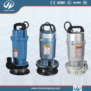 Hight Quality Submersible Water Pump (DX/QX)
