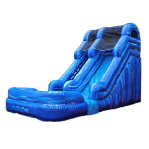 14FT Inflatable Wet Dry Slide for Kids Chsl519 pictures & photos