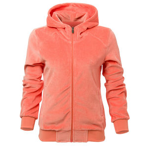 New Arrived LED Light Knitted Hoodies with Zipper pictures & photos