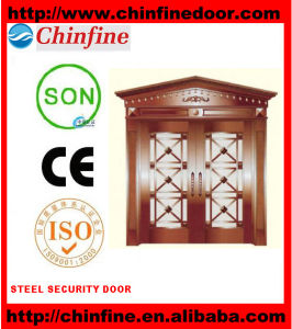 2017 High Quality Un-Standard Doors (CF-U020) pictures & photos