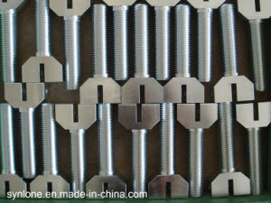 Steel Forging Bolts with Nickle Plated pictures & photos