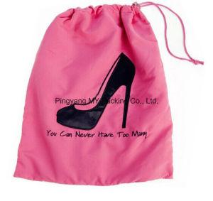 Market Design PP String Shoes Nonwoven Bag pictures & photos
