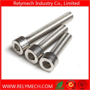 Stainless Steel Hex Socket Cup Head Bolt Machine Screw M1.6-M20 pictures & photos