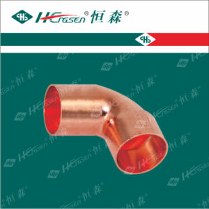 90 Elbow Copper Fitting Pipe Fitting pictures & photos