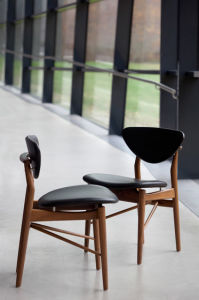 Wood Danish Design Cafe Chair pictures & photos