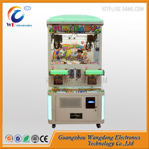 Crane Claw Vending Game Machine for Sale pictures & photos