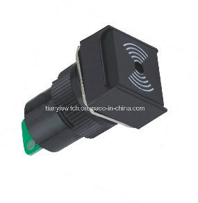 Mini Square Indicator Buzzer Switch pictures & photos