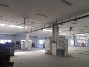 Maintenance-Free 5.5m (18FT) Public Facility-Use Industrial Fan