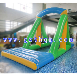 Summer Fun Tool Inflatable Water Slide and Pool/Inflatable Water Slides for Lake pictures & photos