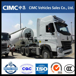 Cnhtc Sinotruk 420HP 10 Wheel HOWO A7 Tractor Truck pictures & photos