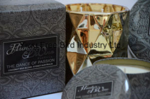 Fragrance Scented 340g Big Tin Candle with Metal Lid pictures & photos