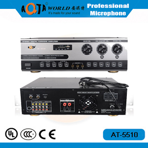 Professional Digital Karaoke Home Amplifier for KTV, Home Theater and Stage