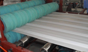PC/PP Hollow Plate Extrusion Line pictures & photos
