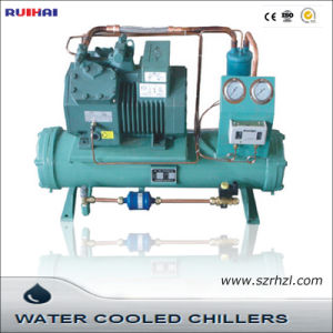 Industrial Water Cooled Condensing Unit pictures & photos
