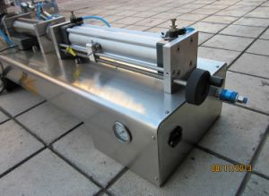 Full Stainless Steel Liquid Filler Machine pictures & photos