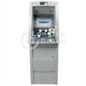 Diebold Opteva Cash Recycling Machine Lobby Crs Opteva 378 pictures & photos