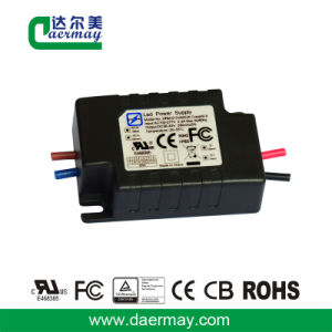 UL Certified LED Power Supply 12W 24V Waterproof IP65 pictures & photos