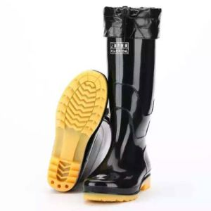Popular Chemical Industrial Waterproof PVC Work Safety Rain Boots pictures & photos