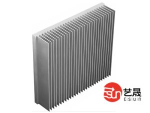 Ab05 Aluminum Extrusion Profile Fin Heat Sink (EP121)