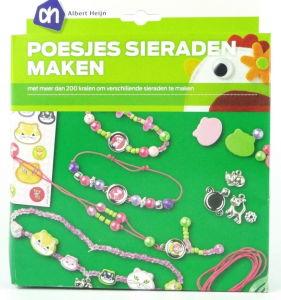 Fashion Jewelry DIY Your Neckalce and Bracelet Toy