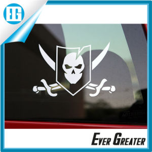 High Quality Waterproof Car Window Sticker Made in China pictures & photos