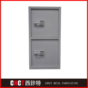 Precosion Custom Galvanzied Steel Cabinet for File Storage pictures & photos