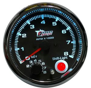 "3 3/4"" (95mm) Tachometer for 7 LED Color Tachometer (8040SB-7) pictures & photos"