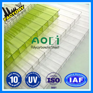 Zhejiang Aoci Polycarbonate Sheet for The Entertainment Center pictures & photos