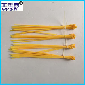 Plastic Self-Locking Nylon Cable Ties (PA66) pictures & photos