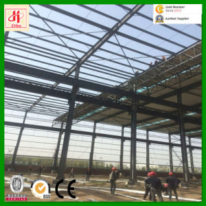 Standard Prefabricated Steel Structure Warehouse Godown pictures & photos