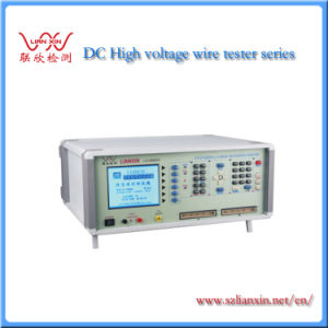 DC Cable and Wire High Voltage Test Machine Lx-8983n