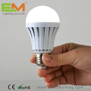LED Bulb Emergency Light with Built-in Rechargeable Battery