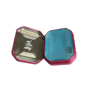 Metal Material Tin Packaging Box for Mint pictures & photos
