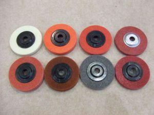 Plastic Backing Nonwoven Unitized Disc pictures & photos