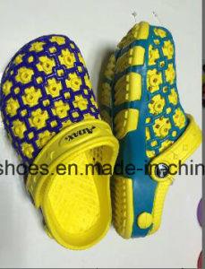 Children Garden Shoes EVA Clogs Casual Beach Slippers pictures & photos