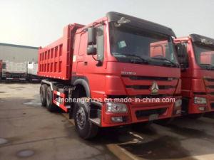 Cnhtc Sinotruk Heavy Duty HOWO 6X4 Dumper Lorry Truck pictures & photos