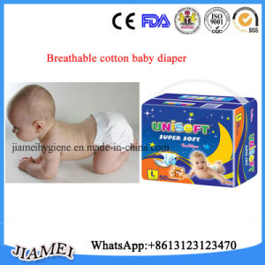 Vogly Baby Diapers with Good Absorption for Congo From China Manufacturer pictures & photos