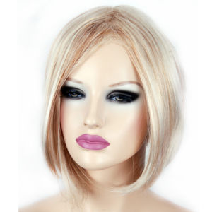 Factory Price Japanese Kanekalon Bob Synthetic Wig pictures & photos
