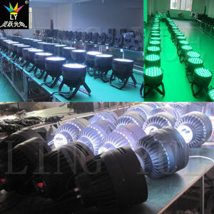 120X3w Stage LED Wash PAR Can Projector Lamp pictures & photos