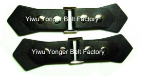 Toggle Button Jeans Belt