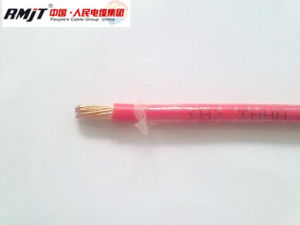 Single Conductor Electrical Wires Thhn Thwn Thw in AWG Standard pictures & photos