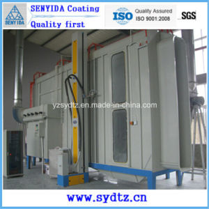 2016 New Powder Coating Machine/Painting Line (Powder Spray Booth) pictures & photos